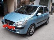 Bán Hyundai Getz năm sản xuất 2009, màu xanh lam, xe nhập còn mới, giá 238tr giá 238 triệu tại Bắc Ninh