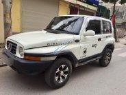 Cần bán xe Ssangyong Korando TX5 đời 2010, màu trắng, xe nhập chính chủ, giá chỉ 189 triệu giá 189 triệu tại Hà Nội