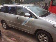 Bán ô tô Toyota Innova G đời 2006, màu bạc xe gia đình, giá 358tr giá 358 triệu tại Quảng Ninh