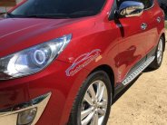 Bán Hyundai Tucson đời 2011, màu đỏ, nhập khẩu nguyên chiếc giá 590 triệu tại Gia Lai
