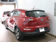 Bán ô tô Kia Sportage Limited 2.0 AT 2010, màu đỏ, nhập khẩu giá 585 triệu tại Hà Nội