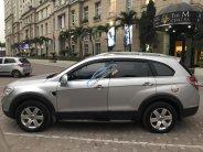 Bán Chevrolet Captiva LT màu bạc đời 2009, chính chủ, máy dầu giá 380 triệu tại Hà Nội