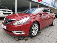 Xe Hyundai Sonata 2.0 AT sản xuất 2011, màu đỏ, nhập khẩu nguyên chiếc giá 578 triệu tại Hà Nội