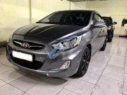 Cần bán lại xe Hyundai Accent 1.4AT năm 2012, màu xám, giá chỉ 415 triệu giá 415 triệu tại Tp.HCM