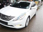 Bán ô tô Hyundai Sonata sản xuất 2013, màu trắng, xe nhập chính chủ giá 615 triệu tại Hải Phòng