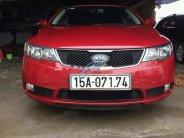 Chính chủ bán ô tô Kia Forte năm sản xuất 2010, màu đỏ, nhập khẩu giá 400 triệu tại Hải Phòng