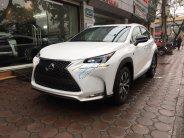 Cần bán xe Lexus NX 200T Fsport năm sản xuất 2015, màu trắng, xe nhập Mỹ giá tốt giá 2 tỷ 600 tr tại Hà Nội