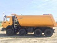 Cần bán xe Kamaz Ben đời 2016, màu vàng, nhập khẩu chính hãng giá 1 tỷ 330 tr tại Cần Thơ