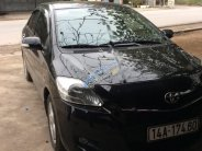 Bán Toyota Vios 1.5G đời 2009, màu đen xe gia đình giá 350 triệu tại Quảng Ninh