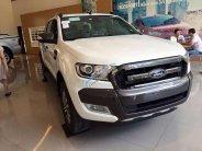 Bán xe Ford Ranger Wildtrak 3.2 sản xuất 2018, màu trắng, nhập khẩu nguyên chiếc, 837 triệu. LH 0979572297 giá 837 triệu tại Quảng Ninh