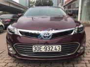 Bán ô tô Toyota Avalon Limited Hybrid sản xuất 2015, màu đỏ, nhập khẩu nguyên chiếc giá 2 tỷ 50 tr tại Hà Nội