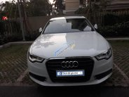 Bán ô tô Audi A6 2013, màu trắng, nhập khẩu nguyên chiếc giá 1 tỷ 420 tr tại Hà Nội
