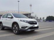 Bán Honda CRV 2.4 TG mầu trắng chính chủ mua từ mới tinh, tên công ty gia đình giá 1 tỷ 60 tr tại Hà Nội