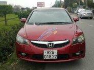 Bán xe Honda Civic 2009, màu đỏ số tự động giá cạnh tranh giá 392 triệu tại Hải Dương