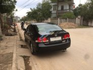 Chính chủ cần bán xe Honda Civic 2.0 AT 2007, màu đen giá 390 triệu tại Thái Nguyên