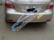 Bán Toyota Vios đời 2011, màu vàng giá 320 triệu tại Vĩnh Phúc