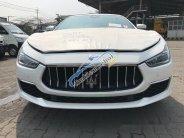Bán xe Maserati Ghibli năm sản xuất 2018, màu trắng, xe nhập giá 5 tỷ 486 tr tại Tp.HCM