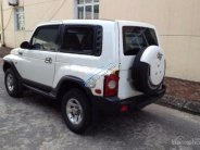 Bán xe Ssangyong Korando TX5 năm sản xuất 2004, màu trắng, xe nhập số sàn giá 215 triệu tại Hà Nội