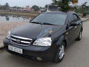 Cần bán xe Daewoo Lacetti EX đời 2008, màu đen, giá 195tr giá 195 triệu tại Bắc Giang