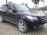 Bán Hyundai Santa Fe MLX đời 2007, màu đen, nhập khẩu nguyên chiếc, 487 triệu giá 487 triệu tại Hà Nội