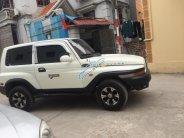 Bán xe Ssangyong Korando TX5 năm 2004, màu đen, nhập khẩu nguyên chiếc giá 195 triệu tại Hà Nội