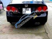 Cần bán Honda Civic đời 2008, màu đen chính chủ, giá tốt giá 320 triệu tại Thanh Hóa