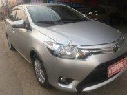Cần bán Toyota Vios E sản xuất năm 2016, màu bạc chính chủ giá 475 triệu tại Vĩnh Phúc