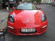 Bán xe Porsche Boxster 2.7 năm 2014, màu đỏ, nhập khẩu giá 3 tỷ 100 tr tại Tp.HCM