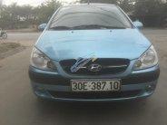 Cần bán Hyundai Getz sản xuất 2009, màu xanh lam, nhập khẩu nguyên chiếc chính chủ, giá tốt giá 205 triệu tại Hà Nội