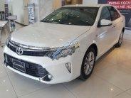 Bán Toyota Camry năm sản xuất 2018, màu trắng giá 1 tỷ 270 tr tại Hà Nội