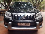 Bán Toyota Prado đời 2010, màu đen, xe nhập giá 1 tỷ 300 tr tại Hà Nội