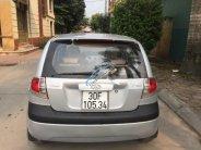 Cần bán lại xe Hyundai Getz đời 2009, màu bạc, nhập khẩu giá 205 triệu tại Hà Nội
