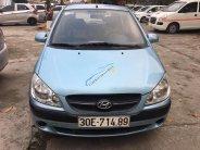 Bán Hyundai Getz 2009, màu xanh lam, xe nhập giá 199 triệu tại Hà Nội