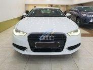 Cần bán xe Audi A6 2013, màu trắng, xe nhập còn mới giá 1 tỷ 420 tr tại Hà Nội