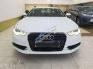 Bán Audi A6 sản xuất 2014, màu trắng, xe nhập còn mới giá 1 tỷ 420 tr tại Hà Nội