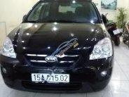Chính chủ bán Kia Carens 2.0 đời 2012, màu đen giá 355 triệu tại Hải Phòng
