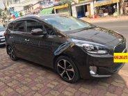 Bán Kia Rondo 2.0AT sản xuất năm 2016, màu nâu giá 589 triệu tại Hà Nội