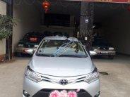 Cần bán Toyota Vios 1.5G AT 2015, màu bạc chính chủ giá 412 triệu tại Hà Nội
