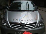 Bán xe Toyota Innova đời 2010, màu bạc giá 378 triệu tại Quảng Ninh