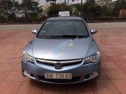 Cần bán xe Honda Civic 1.8MT sản xuất năm 2008, màu xanh lam, giá cạnh tranh giá 312 triệu tại Hà Nội