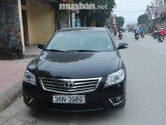 Cần bán xe Toyota Camry đời 2010, màu đen, nhập khẩu, chính chủ giá 725 triệu tại Thanh Hóa