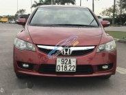 Bán gấp Honda Civic 2.0 năm 2009, màu đỏ như mới giá 399 triệu tại Hải Dương
