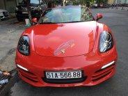 Bán xe Porsche Boxster sản xuất 2014, màu đỏ, nhập khẩu nguyên chiếc giá 3 tỷ 100 tr tại Tp.HCM
