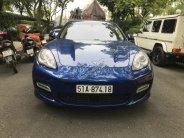 Bán Porsche Panamera sản xuất 2011, màu xanh lam, nhập khẩu nguyên chiếc giá 6 tỷ 200 tr tại Tp.HCM