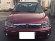 Cần bán gấp Ford Laser đời 2002, màu đỏ, nhập khẩu, số sàn giá 225 triệu tại Bình Dương