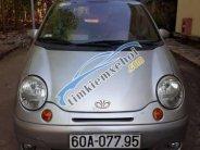 Bán ô tô Daewoo Matiz đời 2003, màu bạc  giá 110 triệu tại Đồng Nai