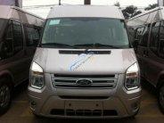 Bán Ford Transit Standard MID sản xuất 2018, màu ghi giá 770 triệu tại Hà Nội
