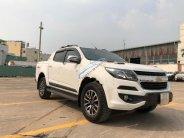 Chính chủ bán Chevrolet Colorado High Country 2.8L 4x4 AT đời 2017, màu trắng, nhập khẩu giá 750 triệu tại Tp.HCM