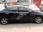 Bán xe Toyota Corolla Altis 1.8G AT năm sản xuất 2016, màu đen giá 705 triệu tại Hà Nội