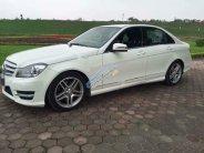 Bán Mercedes C300 AMG đời 2012, màu trắng giá 840 triệu tại Hà Nội